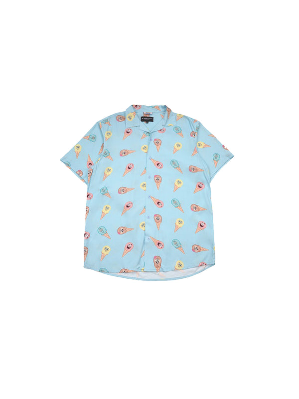 W.ESSENTIÉLS x NEVER TOO OLD Gelateria Under The Sea Shirt