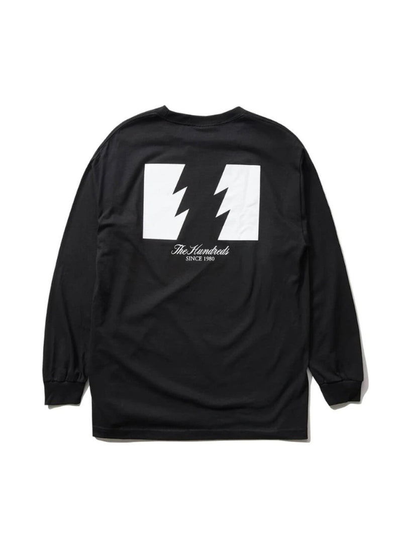 Wildfire L/S Shirt Black