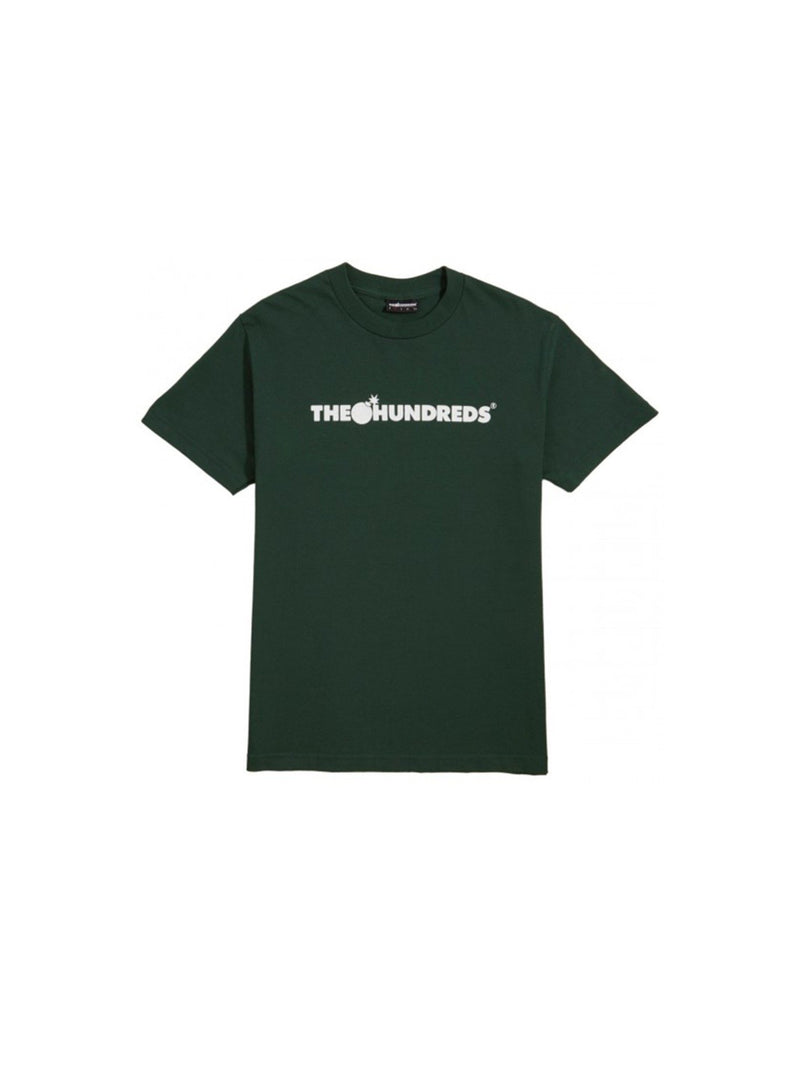 Forever Bar Logo Tee Green