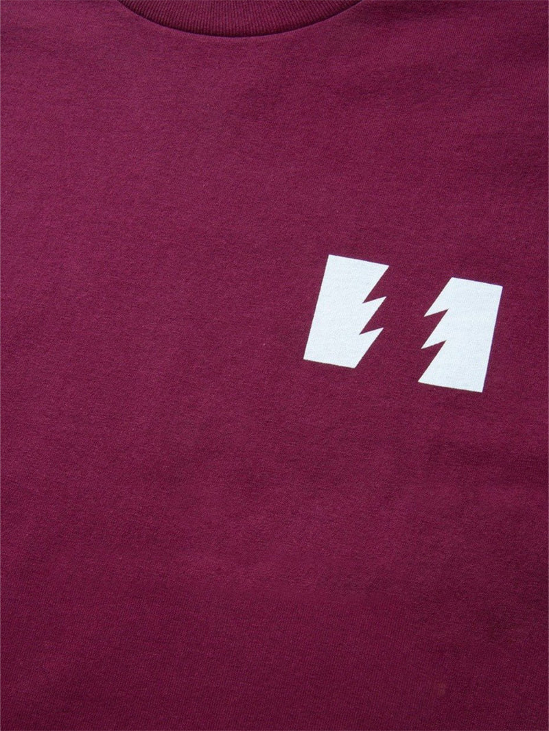 Wildfire T-Shirt Burgundy