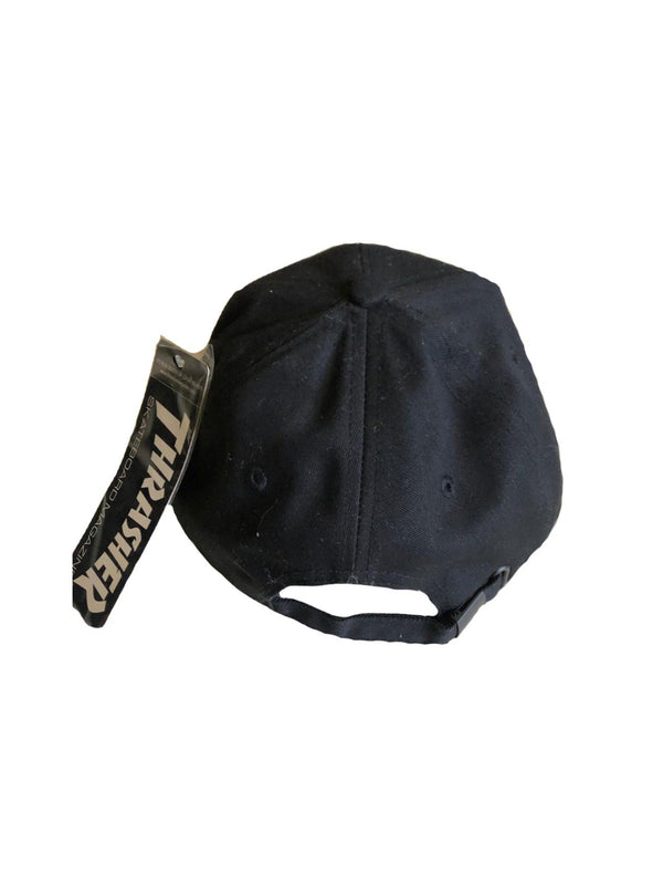 Thrasher Skater Of The Year Snapback Black