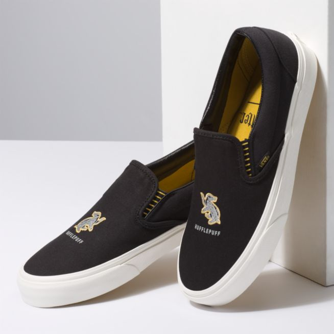Vans x Harry Potter Slipon Hufflepuff