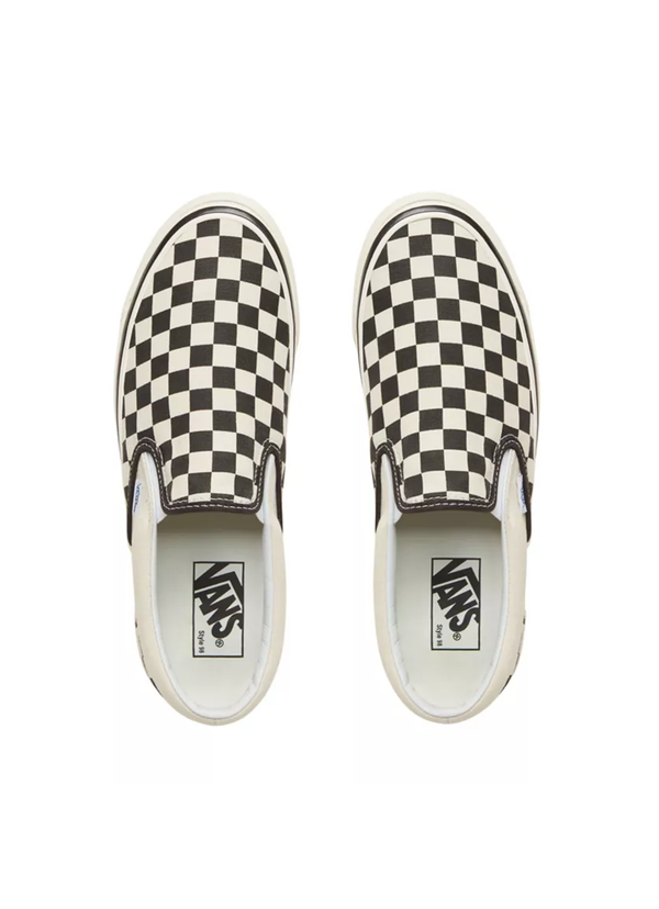 Vans Anaheim Factory Classic Slip-On 98 DX Checkerboard