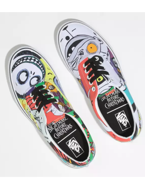 Vans x Nightmare Before Christmas Era Halloween Town