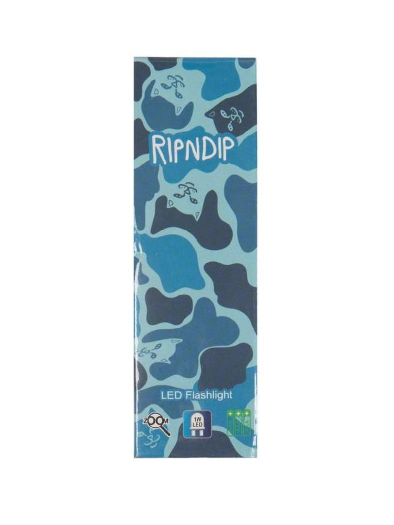 Nermal Camo Mini Flashlight Blue Camo