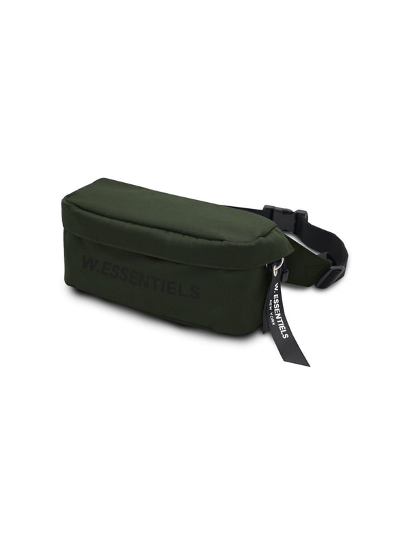 Les Pins Waist Bag Military Green