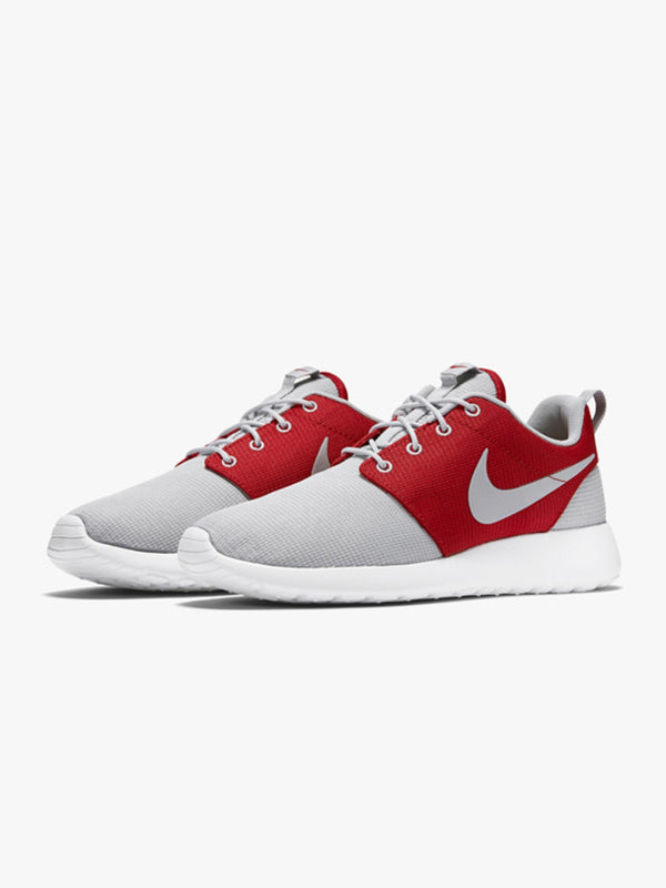 Nike Roshe One Wolf Grey/Red