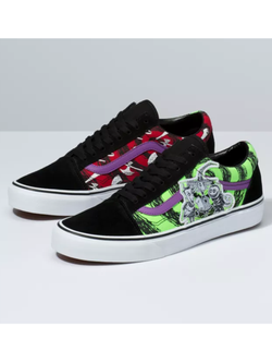 Vans x Nightmare Before Christmas Old Skool LSB