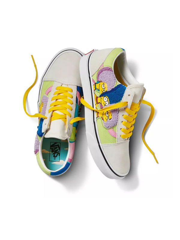 The Simpsons X Vans Old Skool The Bouviers