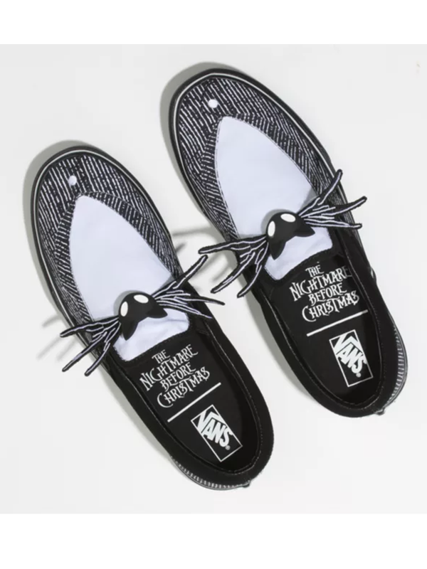 Vans x Nightmare Before Christmas Slip On Jack