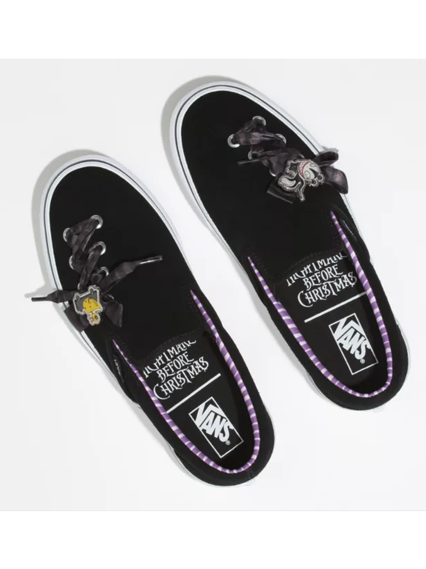Vans x Nightmare Before Christmas Slip on Lace Haunted Toys