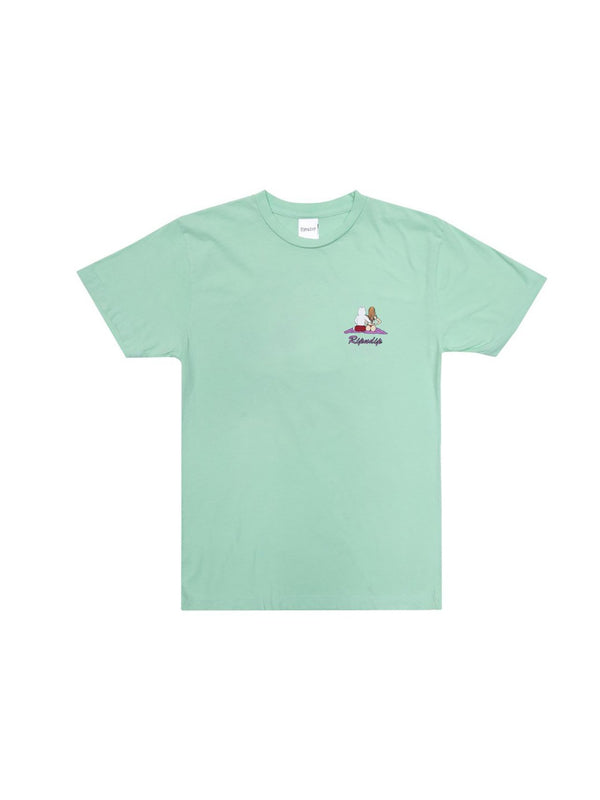 Suns Out Buns Out Tee Mint