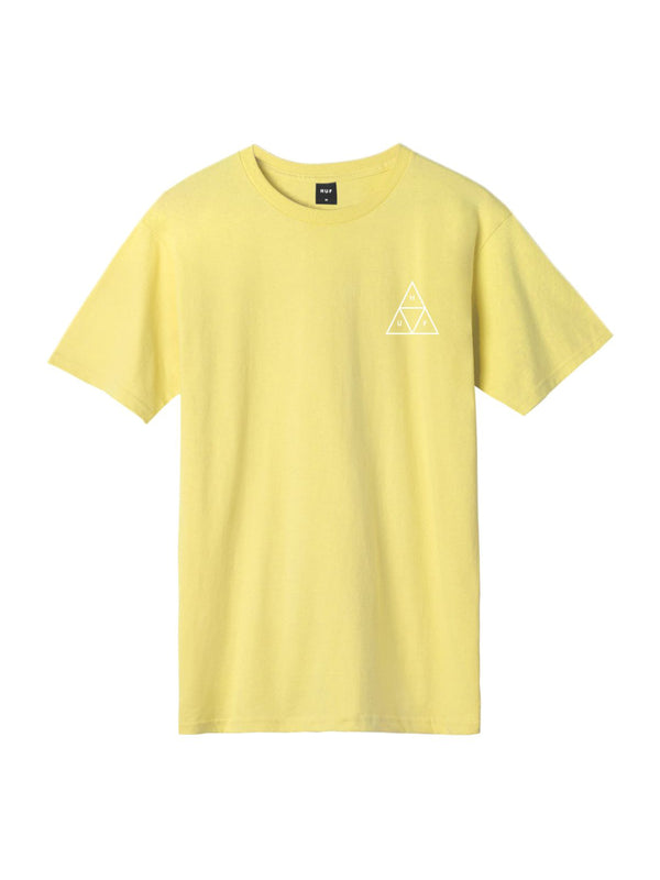 Essentials Triple Triangle S/S Tee Yellow