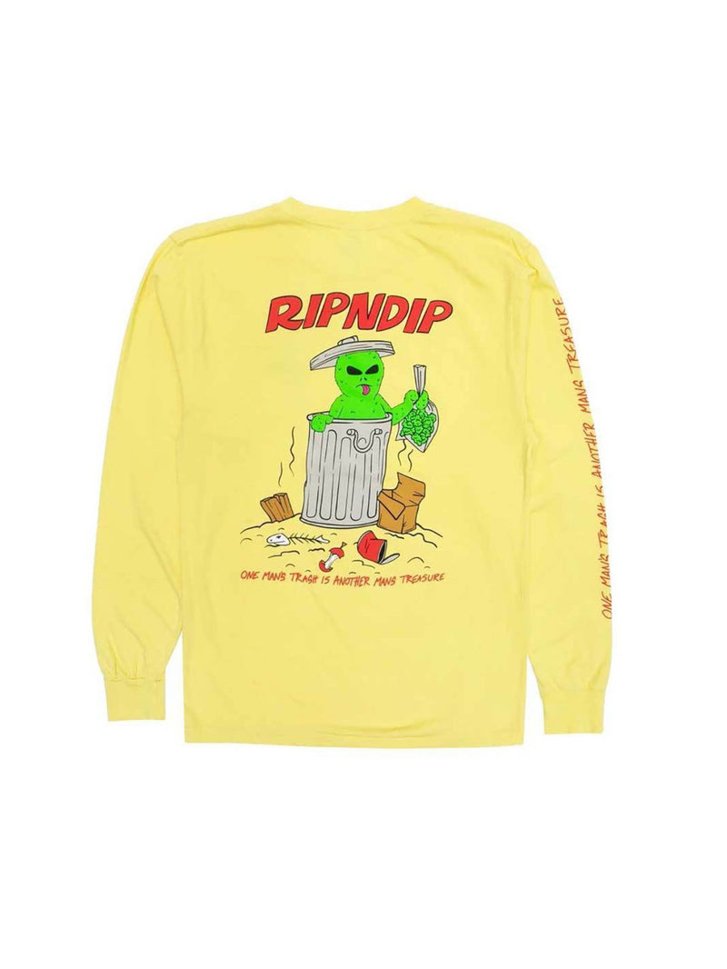 Trash & Treasure L/S Banana