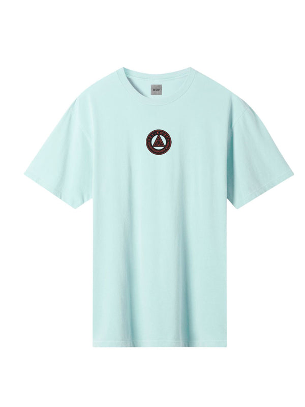 COLOR TECH TRIPLE TRIANGLE T-SHIRT MINT