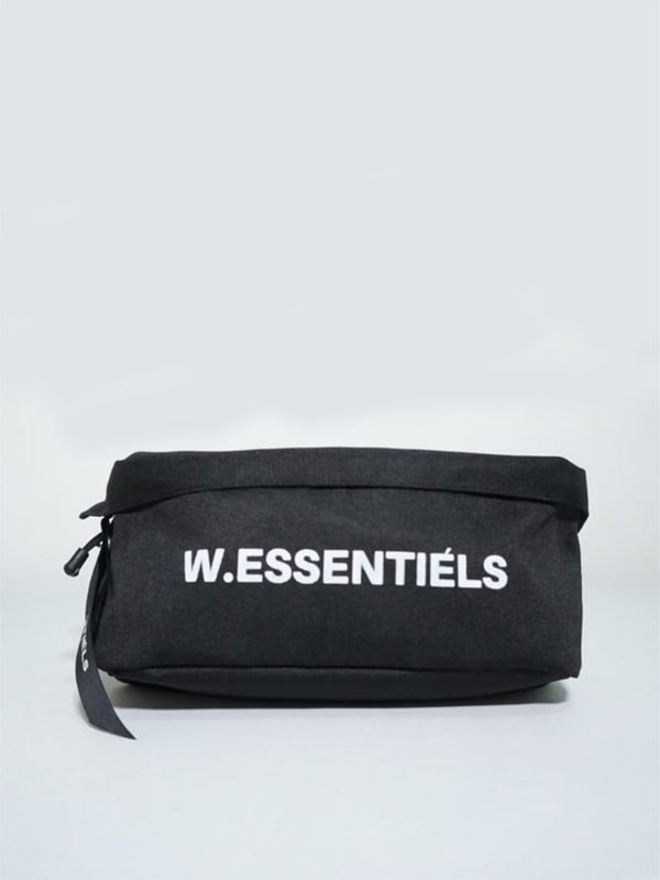 Les Pins Waist Bag Noir Black