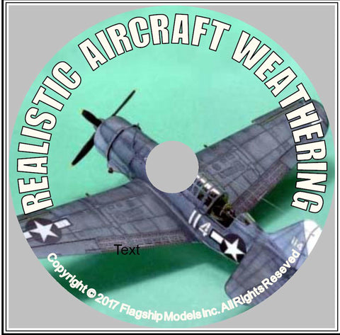 HOW TO CD: REALISTIC AIRCRAFT WEATHERING by Robert Laskodi (11 pgs)