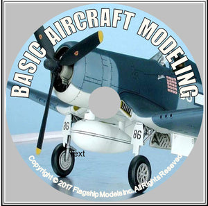 HOW TO CD: BASIC AIRCRAFT MODELING by Robert Laskodi (10 pages)