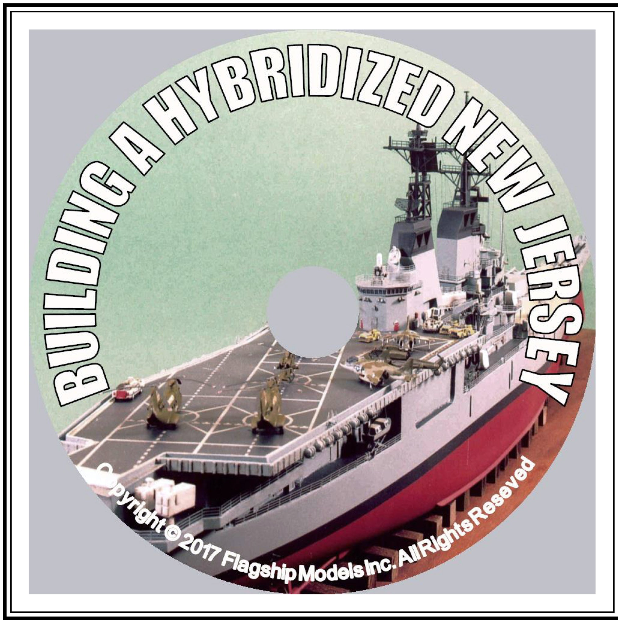 HOW TO CD: BUILDING A HYBRIDIZED NEW JERSEY by Rusty White (22 pgs)