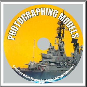 HOW TO CD: PHOTOGRAPHING MODELS by Rusty White (6 pages)