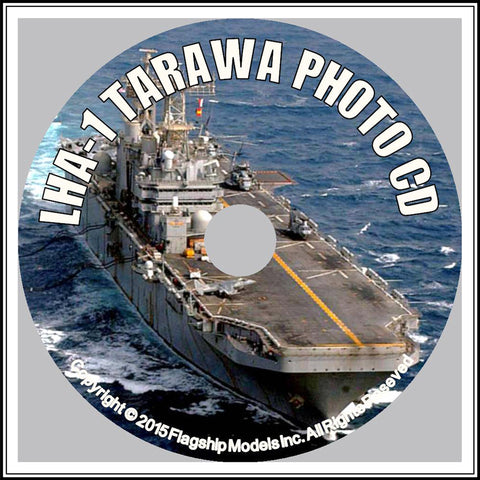 PHOTO CD: USS TARAWA PHOTO CD