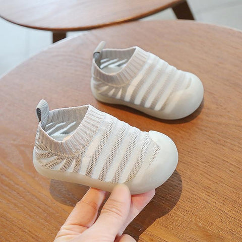 Soft Breathable Baby Shoes - Hellopenguins