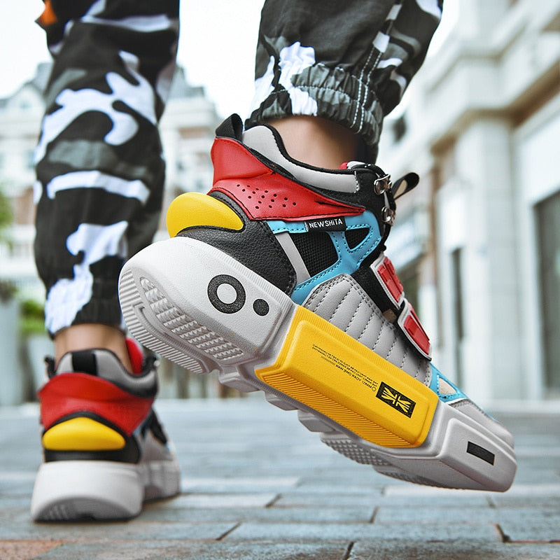 Ultra Fashion Sneakers - Hellopenguins