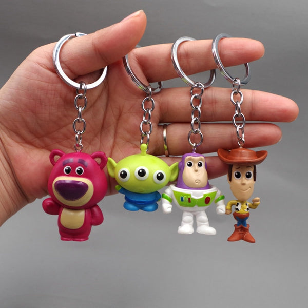 Cute Toy Story KeyChains - Hellopenguins