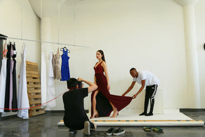 Bts at the ag S16 Campaign - Part 2