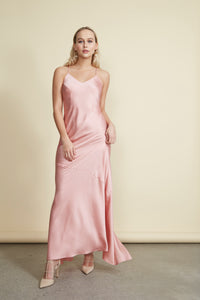 Jude Gown Dusty Pink