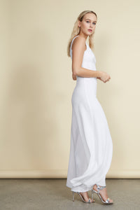 Pia Jumpsuit White