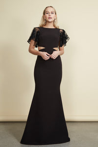 Chloe Gown Black