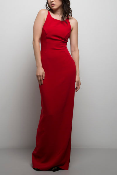 Maria Gown Red