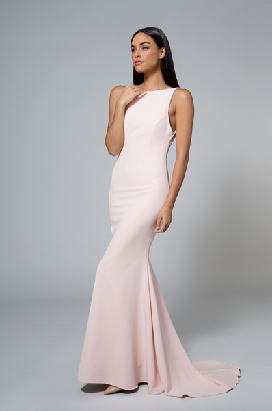 Janet Gown Blush Pink