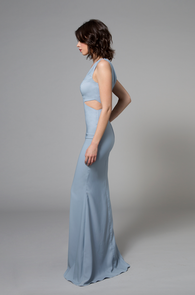 Victoria Gown Baby Blue