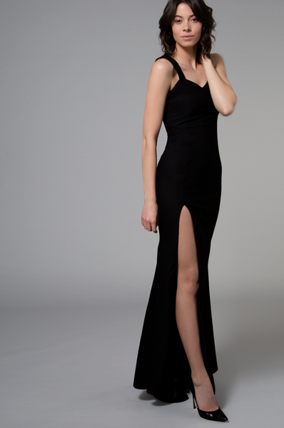 Aria Gown Black