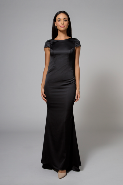 Bella Gown Black