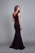 Carrie Gown Black
