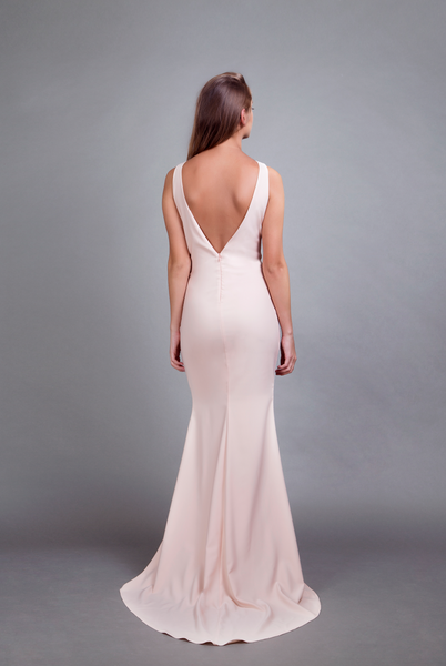 Janet Gown Champagne