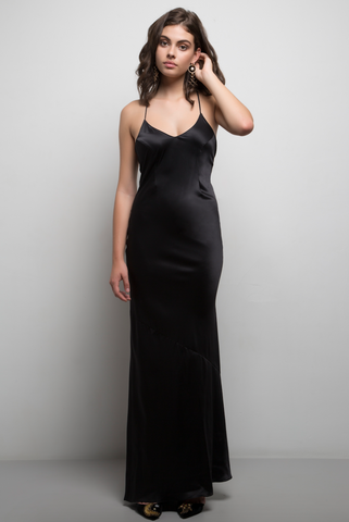 Molly Gown Black