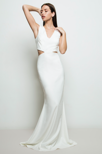 Victoria Gown Ivory