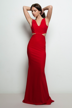 Victoria Gown Red