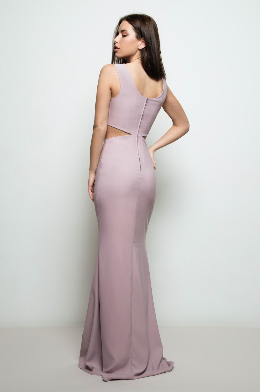 Power Gown Lilac
