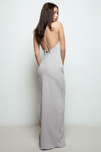 Maria Gown Grey