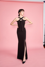 Kavi Gown Black