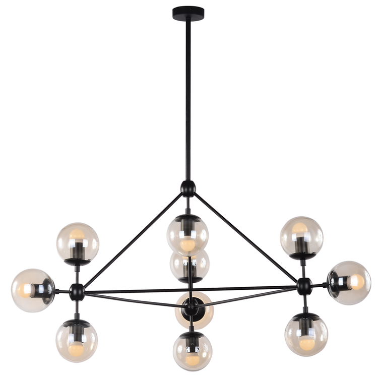 Modo Chandelier - 10 Bulbs - Reproduction | GFURN - Decor and Gifts Galore