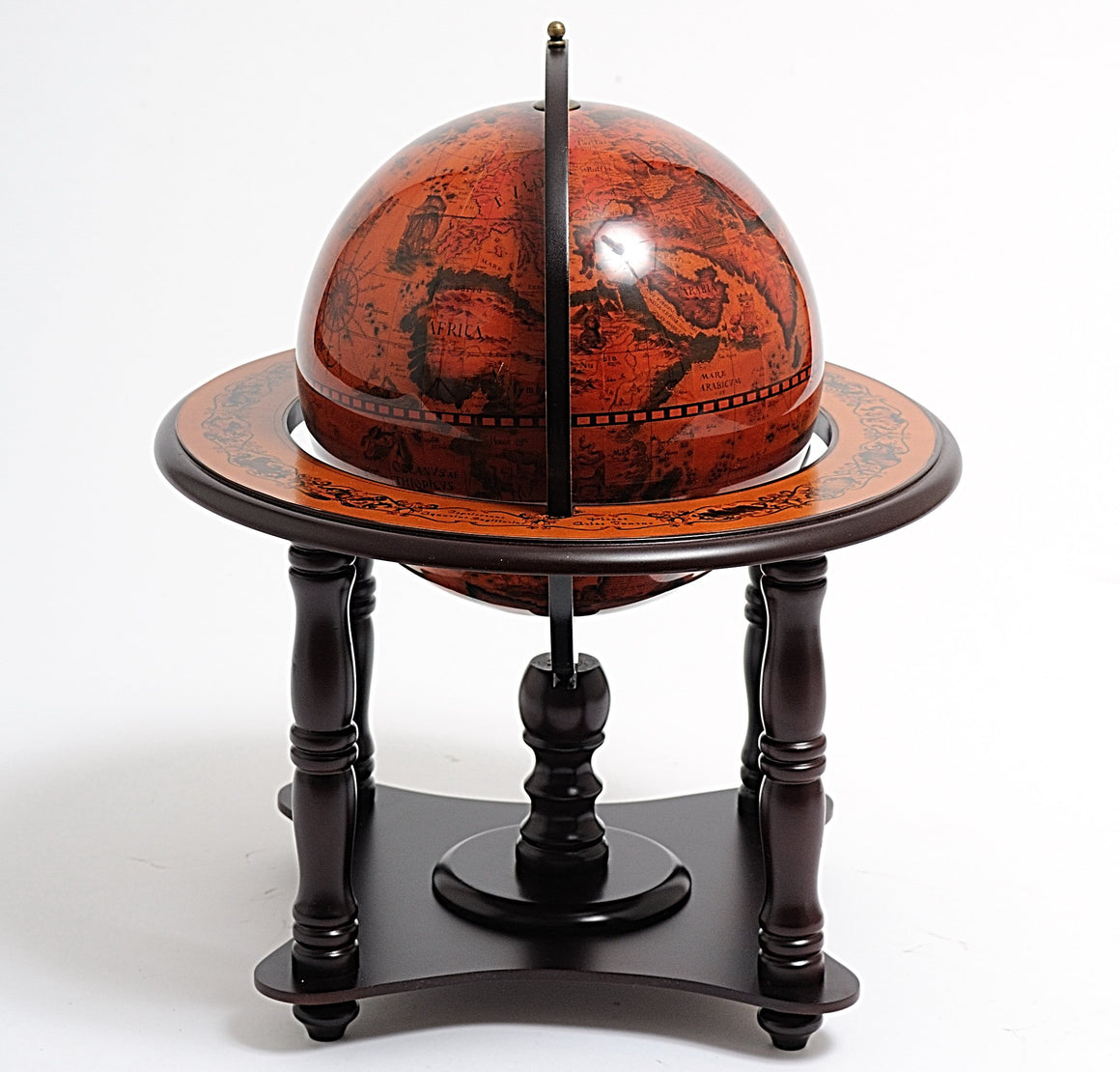 Old Modern Handicrafts  8 3/4 inch World Globe - Decor and Gifts Galore