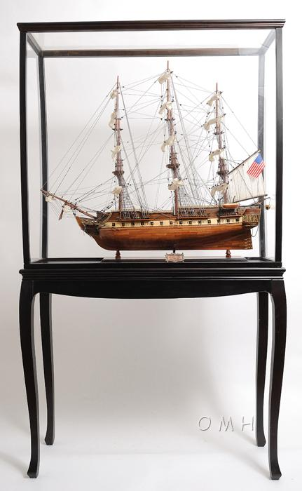 Old Modern Handicrafts Floor Display Case - Decor and Gifts Galore