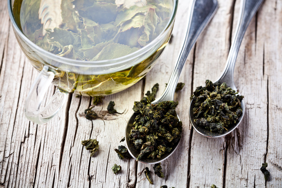 Green Tea & Heart Disease