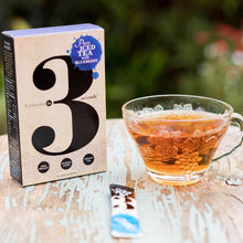 Load image into Gallery viewer, Blueberry Organic Instant Green Tea - Tea In 3 Seconds™